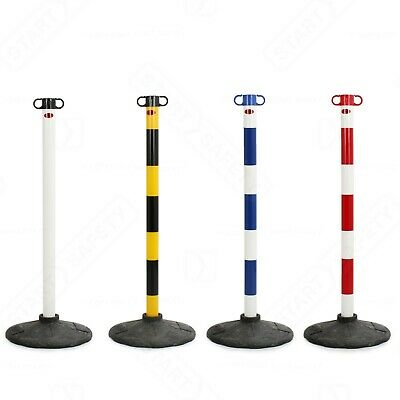 Genuine JSP Post & Base For Chain Crowd & Queue Control Post & Chain Barriers  • 22.99£