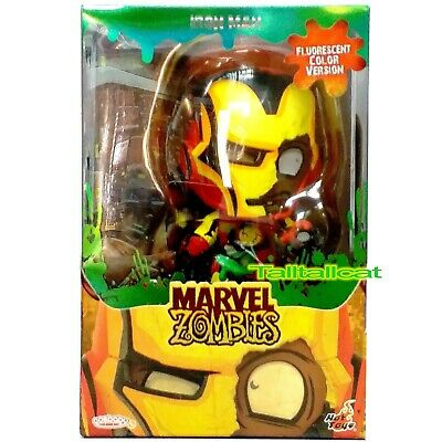 $ CDN32.74 • Buy Hot Toys MARVEL ZOMBIES COSB835 Iron Man (Fluorescent Color Ver.) Cosbaby