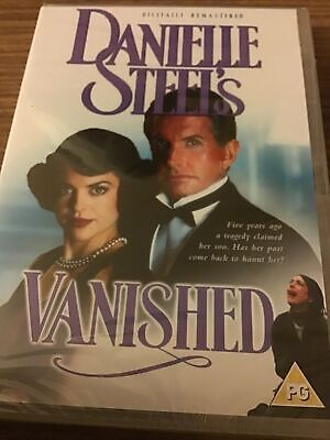 Vanished (DVD, 2006) Danielle Steel Digitally Remastered - George Hamilton - NEW • 2.95£