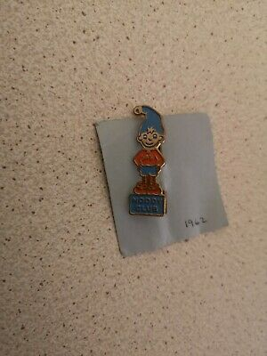 Vintage/early 1962 Noddy Club Pin Badge Very Good Condition  • 5£