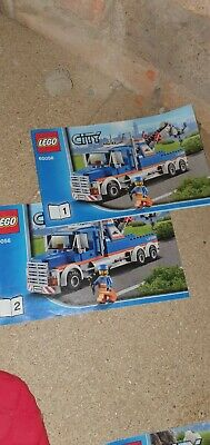LEGO Tow Truck • 4£