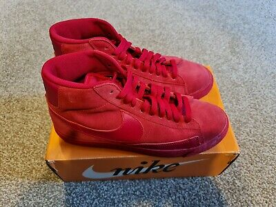 Very Rare, Nike Blazer Suede Mid Trainers. Size Uk 6. Mint Condition! • 50£