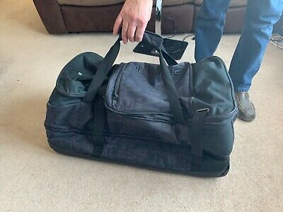 Animal 120L Litre Suitcase/Holdall (Quicksilver/O'Neill/Vans) • 50£