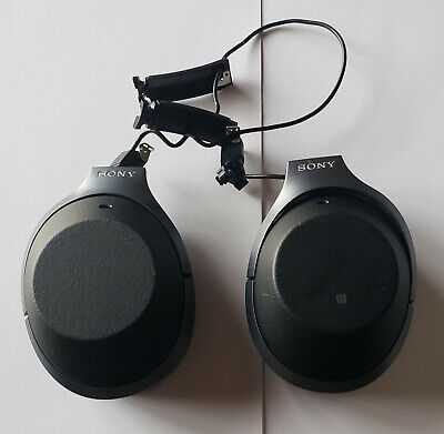 $ CDN75.92 • Buy Black Sony WH1000XM2 Over-Ear Wireless Headphones - Works But SOLD-AS-IS - Read
