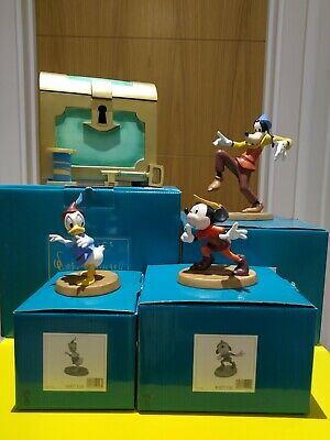 WDCC Walt Disney Classics Collection Fun And Fancy Free (Mickey & The Beanstalk) • 500£