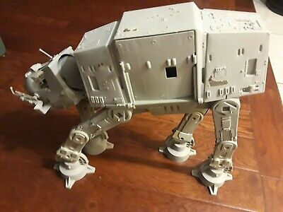 $ CDN77.84 • Buy Preowned Vintage Star Wars AT-AT Vehicle Imperial Walker Nearly Complete