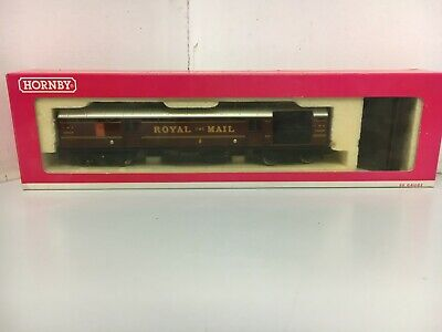 Hornby R4155 LMS Operating Royal Mail Coach Set - OO Gauge - Boxed  • 4.99£