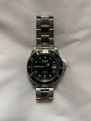 View Details Invicta 8926 Pro Diver Stainless Steel Automatic Black Dial Watch • 31.00£