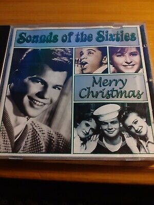 Time Life Sounds Of The Sixties Merry Christmas Tl/xxs04 Bobby Helms Four Season • 19.95£