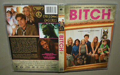 DVD - Bitch - Jason Ritter, Jaimie King, Marianna Palka • 6.43£
