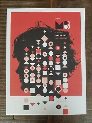 $21.99 • Buy M83 Concert Poster Ready To Frame Reprint