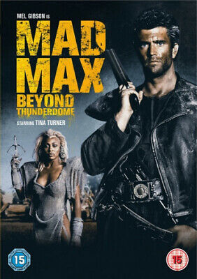 Mad Max Beyond Thunderdome [Region 2] - DVD - New - Free Shipping. • 8.35£