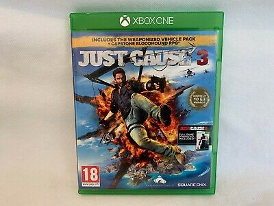 Just Cause 3 Microsoft Xbox One • 4.49£