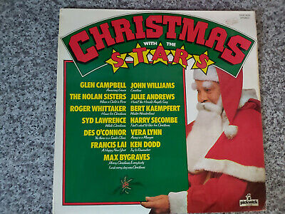 Various – Christmas With The Stars (SHM 3020) 1979 (LP) • 1.99£
