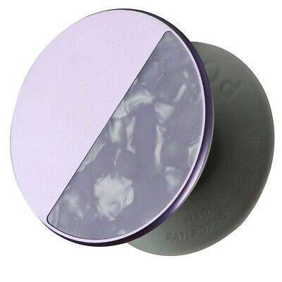 AU19.56 • Buy PopSockets PopGrip Luxe Swappable Grip For Phones & Tablets - Inlay Ace Lilac