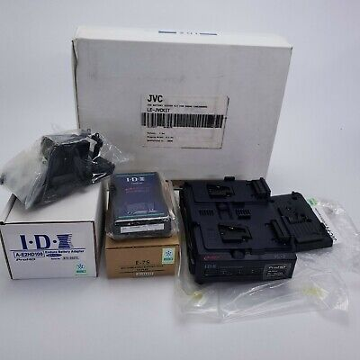 IDX Battery System Kit For Prohd Camcorders W/ VL-2 Charger, A-E2HD100, E-7s  • 164.50£