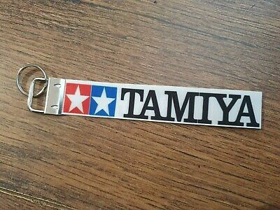 TAMIYA ! PLASTIC MODEL KITS RC CARS JAPANESE TANK CAR PLANE  Keyring Key Fob • 3.45£