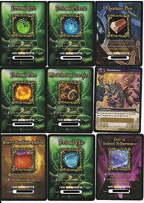 16 X NEW Unused WoW World Of Warcraft Loot Cards Slashdance  • 0.99£