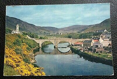 (4089) Helmsdale, Sutherland; Used; Posted; Post Date On Card Is 1969 • 2.50£
