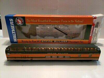 $ CDN168.68 • Buy Ho Scale Walthers 932-9040 Budd Great Dome View Lounge Gn Empire Builder.