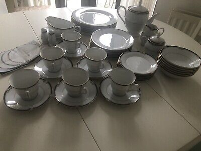 Noritake Dinner And Tea Set Unused - Stored In Display Unit • 135£