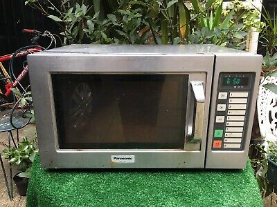 Panasonic Commercial Microwave NE-1037 Not Working Spares Or Repair • 99£