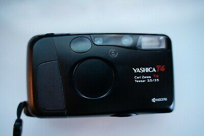 Yashica T4 Excellent Condition Includes Sample Images. • 360£