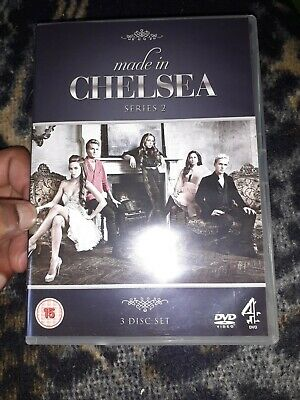 Made In Chelsea Series 2 Dvd 2012 • 2.99£