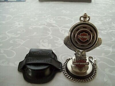 Franklin Mint Harley Davidson Pocket Watch • 50£