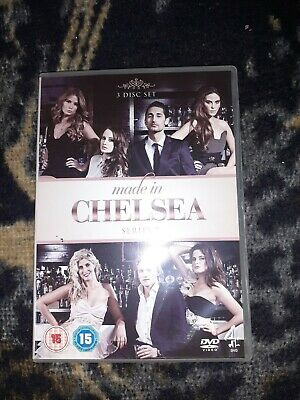 Made In Chelsea - Series 3 - Complete (DVD, 2012, 2-Disc Set) • 3.99£