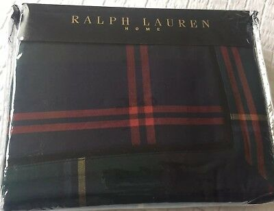 Ralph Lauren Norfolk Estate Kensington Green Duvet Cover Set King • 479.99£