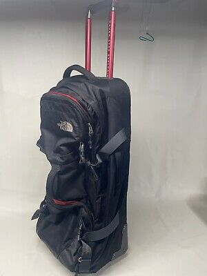 The North Face Rolling Long Haul 30 Inch Carry On Rolling Duffle Luggage Bag! • 92.36£
