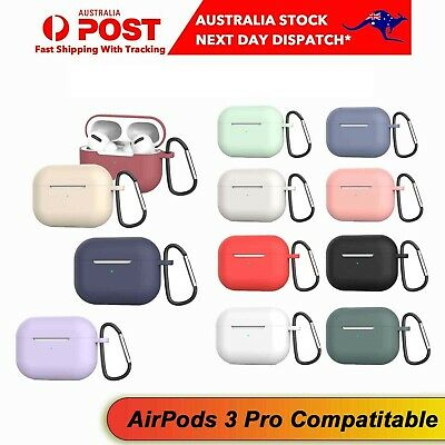 AU5.79 • Buy Airpods 3 Pro Case Soft Silicone Shockproof Slim Protective Cover Apple Airpod