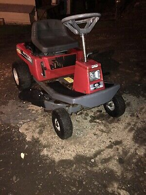 AU400 • Buy Used Ride On Lawn Mowers SENTINEL By MURRAY