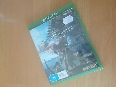 AU20 • Buy Monster Hunter: World Xbox One Game