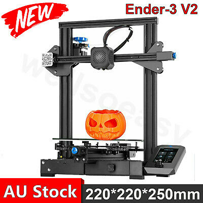 AU269.47 • Buy TRONXY XY-2 Pro 255*255*260mm DIY 3D Printer Kit Auto Leveling Resume Printing