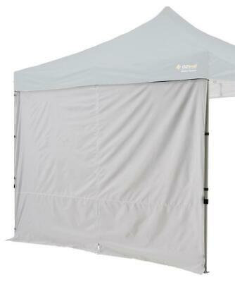 AU32.95 • Buy Oztrail Gazebo Solid Wall Centre Zip 3.0