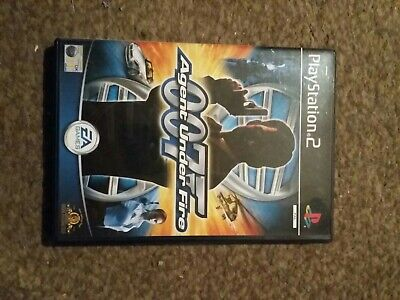007 Agent Under Fire Ps2 (G4) • 0.99£
