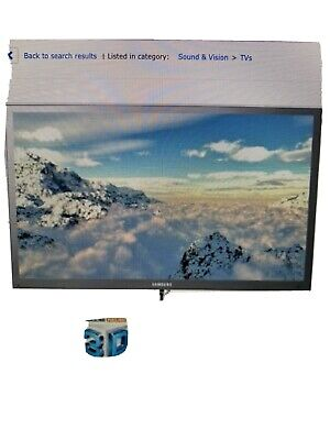 TV 55 Samsung  Ue55c800 And Soundbar  F850 55in With Amplifier • 500£