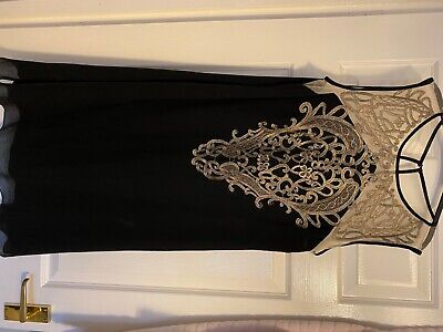 Ladies Dress Size 16 Used From Little Mistress • 10£