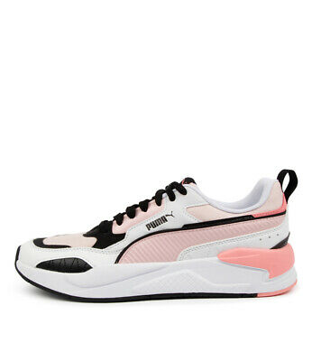 AU96 • Buy New Puma X Ray 2 Square Pk Pnk Mlt Womens Shoes Casual Sneakers Casual