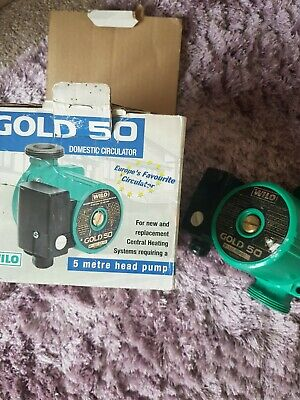 Central Heating Pump • 20£
