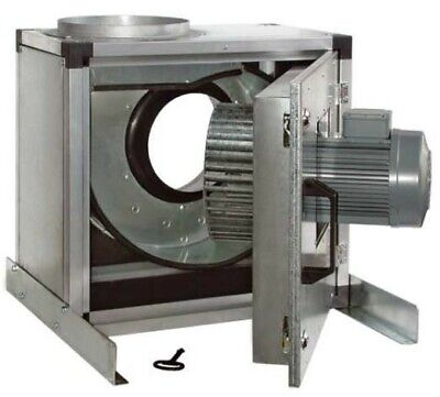 Radial Valve Commercial Kitchen Casafan-Serie Gkb 400V To 4050 M³/H IP54 • 1,287.76£