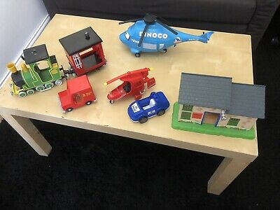 Postman Pat And Cars Helicopter • 16£