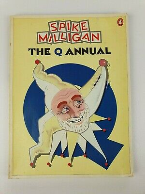 The Q Annual By Spike Milligan (Paperback, Book, 1980) • 12.28£