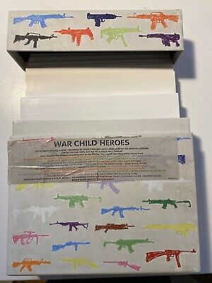 War Child Heroes 7 Inch Singles Box Set • 10.50£