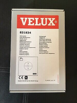 Velux 831834 Wall Switch • 8£