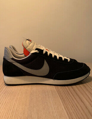 Nike Air Tailwind 79 OG Waffle Sole UK9 Black White • 15£