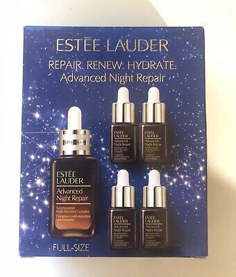 Estée Lauder Advanced Night Repair 30ml & 4 X 7ml Gift Set - New Worth £99 • 29£