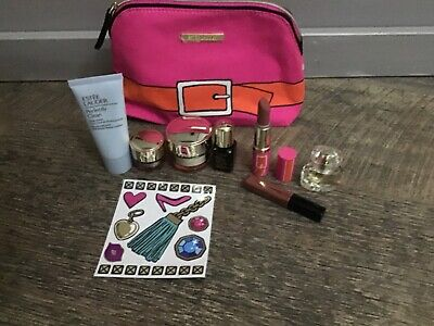 Estee Lauder Gift Set Brand New With Make Up Bag Brand New • 8£